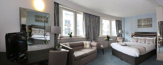 Jurys Inn Chelsea: Laura Ashley Junior Suite