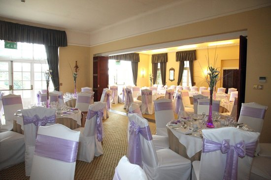 Dovecliff Hall Hotel: Seating Layout