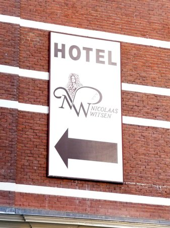 Nicolaas Witsen Hotel: Nicolaas Witsin