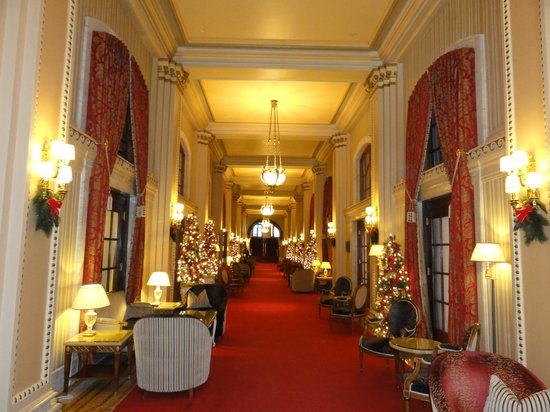 Willard InterContinental Washington: Grand Hallway