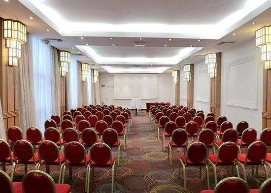 Grand Hotel Aston Clarion Nice: Meeting Room