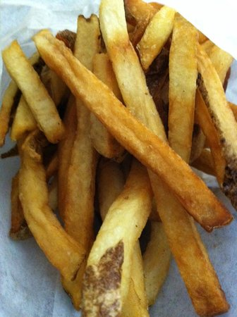 Catonsville, MD: fries
