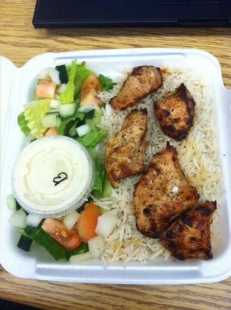 Catonsville, MD: chicken kabob