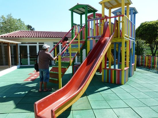 Monte Real, Portogallo: Children Play Area