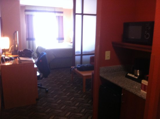 Flowood, MS: view of room