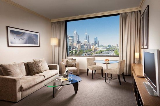 Crowne Plaza Melbourne: Suite
