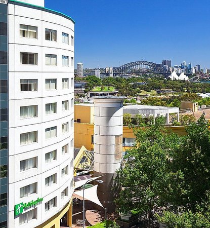 Holiday Inn Potts Point - Sydney: Enjoy spectacular views of Sydney harbour & easy access to the CBD