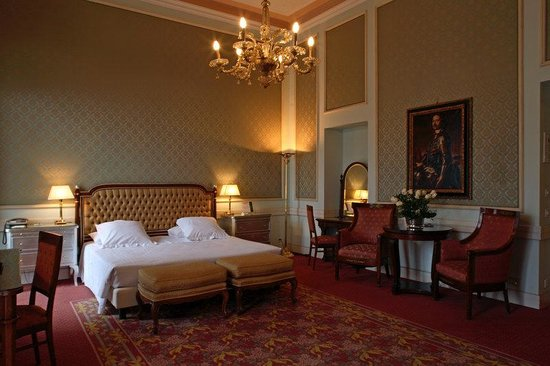 Hotel Splendide Royal: Splendide Classic Suite