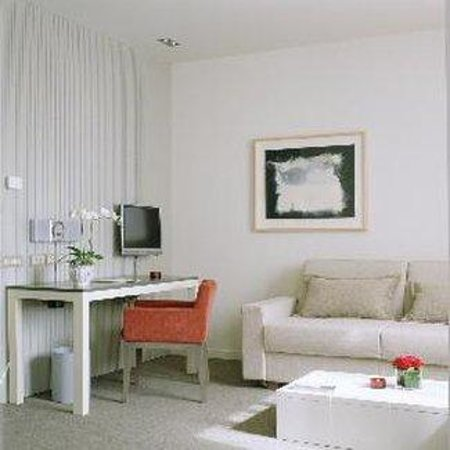 Amister Hotel: Suite