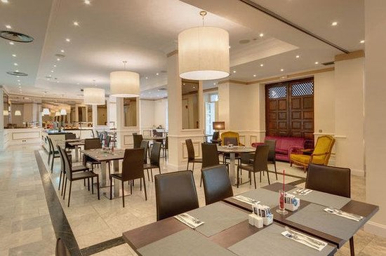 Tryp Ambassador: Normal BTRYPAmbassador Breakfast Buffet
