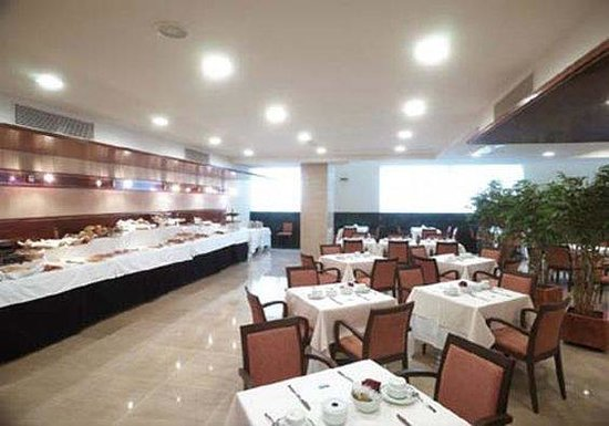 HCC Open Hotel: Restaurant