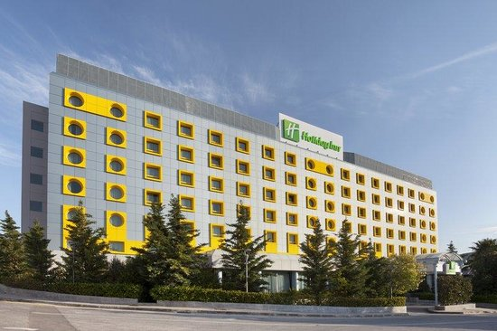 Holiday Inn Athens Attica Avenue Airport West: Hotel Exterior