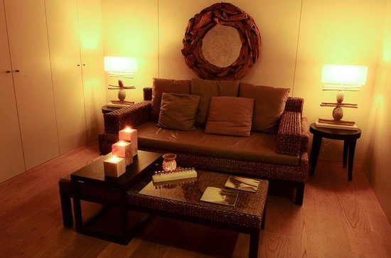 Crowne Plaza Vilamoura - Algarve: Spa Waiting Room