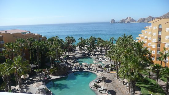 Villa del Palmar Beach Resort & Spa Los Cabos: Floor 6 ocean front room