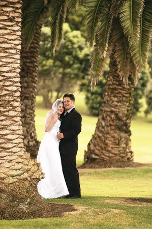 Waitangi, New Zealand: Wedding