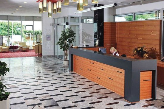 Hotel Jelovica Bled: Reception