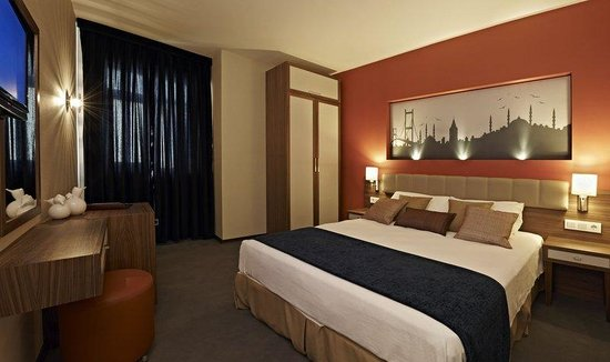 Ambassador Hotel: Double Room