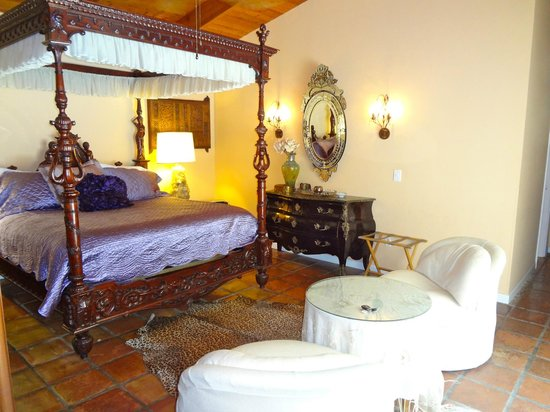 Casa Thorn Bed & Breakfast: Moroccan Room