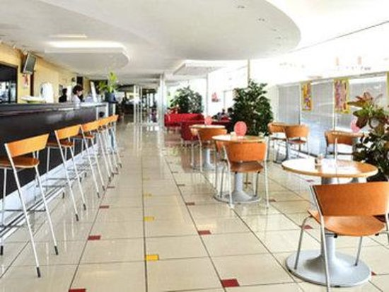Ibis Montevideo: Interior