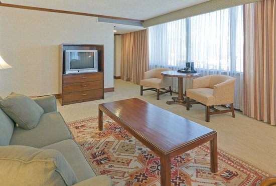 Holiday Inn San Jose Downtown Aurola: Suite