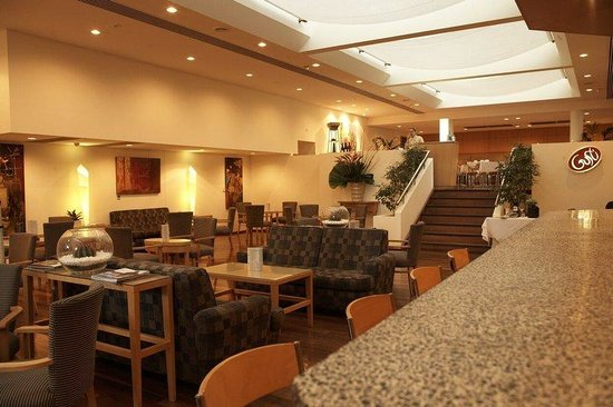 Crowne Plaza Perth: Lobby Lounge