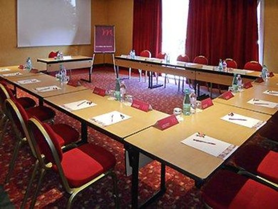Mercure Bordeaux le Lac: Meeting Room