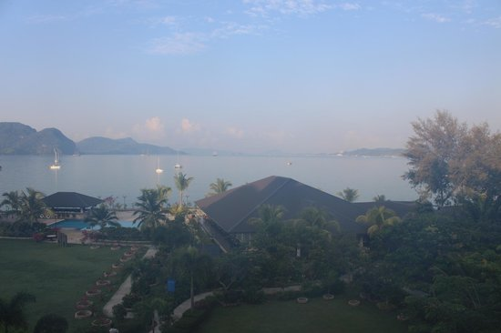 Kuah, Malesia: View from Our Room