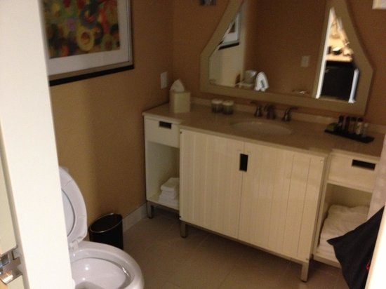 Embassy Suites by Hilton Houston Downtown: My Room