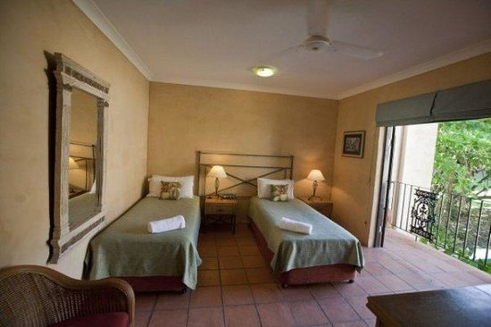 Villa San Michele: Bed Nd Bedroom Twin