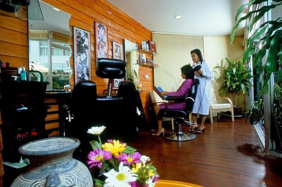 Chaba Samui Resort: Beauty Salon