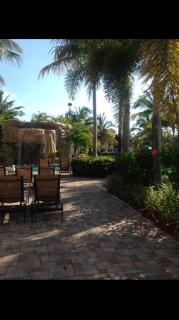 Naples Bay Resort: From the club