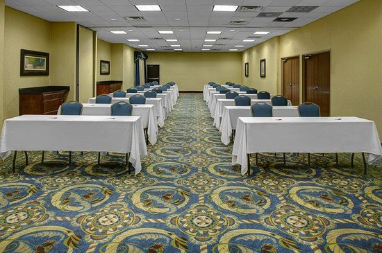 Holiday Inn Express Downtown Richmond: Flexible meeting space to suit a variety of requirements