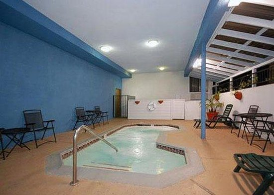 Portofino Beach Inn: Pool