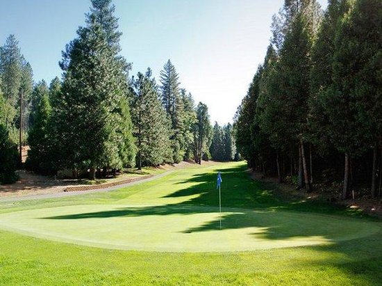 Mountain Retreat Resort : Sequioa Woods Country Club