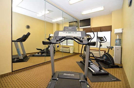 BEST WESTERN PLUS Opp Inn : Fitness Room