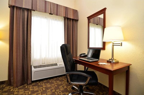 BEST WESTERN PLUS Opp Inn : Business Area