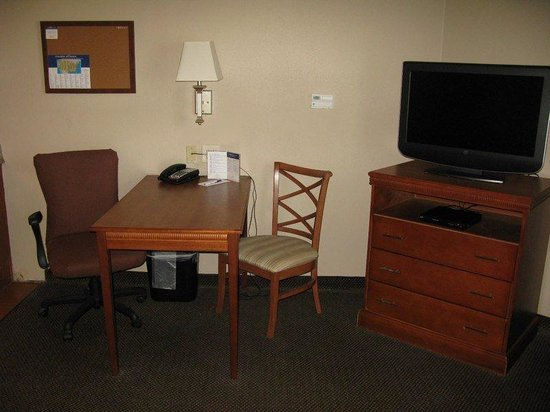 Candlewood Suites Galveston: Guest Room