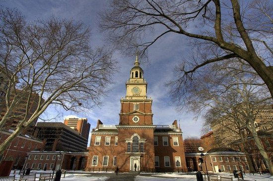 The Independent: Independence Hall