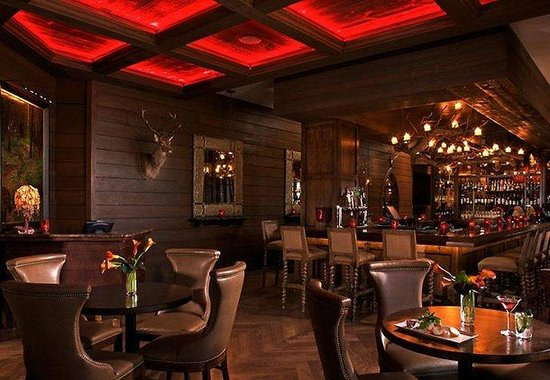 Grand Bohemian Hotel Asheville, Autograph Collection: Red Stag Bar &amp; Lounge