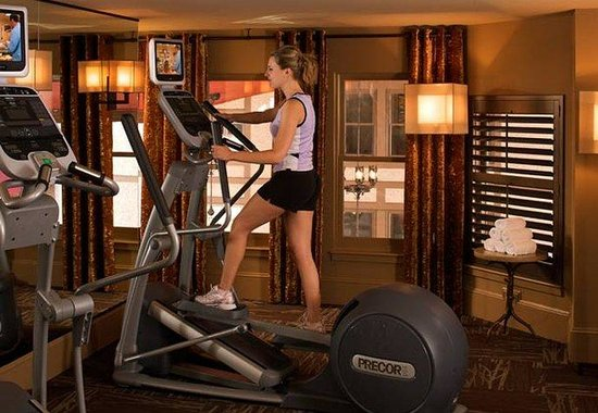 Grand Bohemian Hotel Asheville, Autograph Collection: Fitness Center
