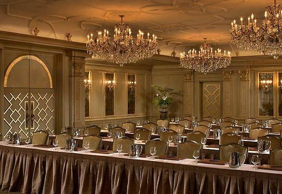 Grand Bohemian Hotel Asheville, Autograph Collection: Kessler Ballroom Meeting