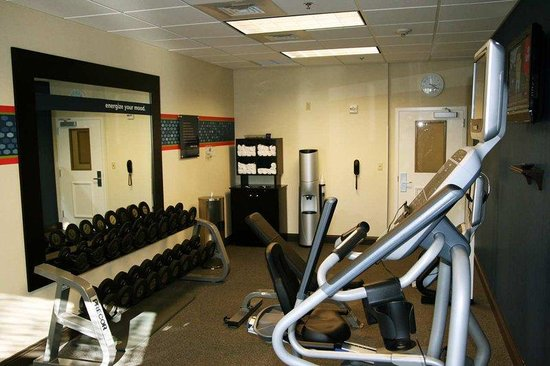 Hampton Inn & Suites Stuart-North: Exercise Room