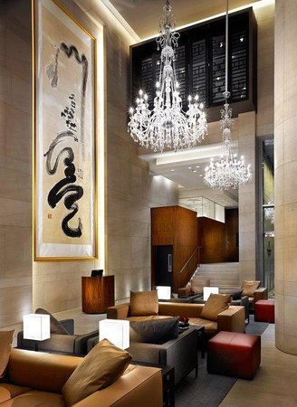 Shangri-La Hotel, Vancouver: The Lobby Lounge