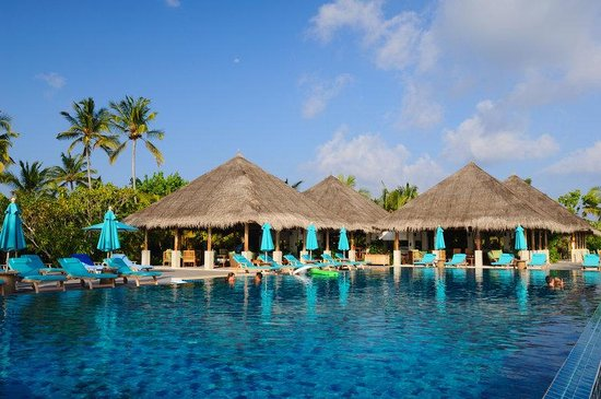 Anantara Veli Resort & Spa: Veli Pool