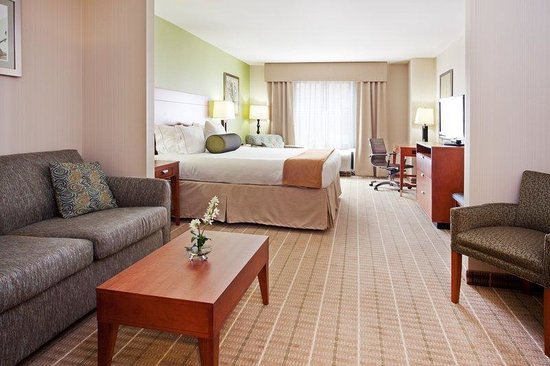 Holiday Inn Express Hotel & Suites Westfield : Sleeper Sofa