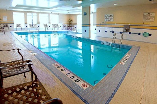 Homewood Suites Sudbury Ontario: Indoor Pool