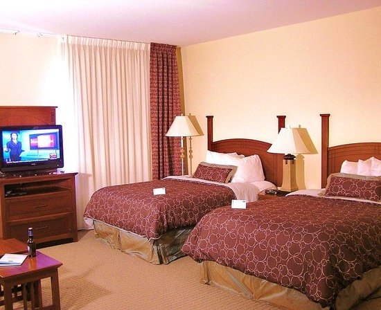 Staybridge Suites Harrisburg: Studio Suite 2 Full Size Beds
