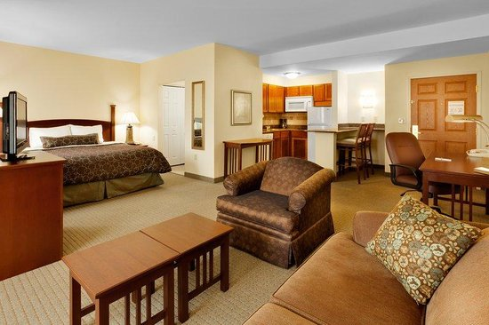 Staybridge Suites Harrisburg: Studio King
