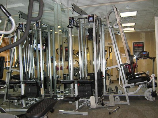 Candlewood Suites Manassas: Fitness Center
