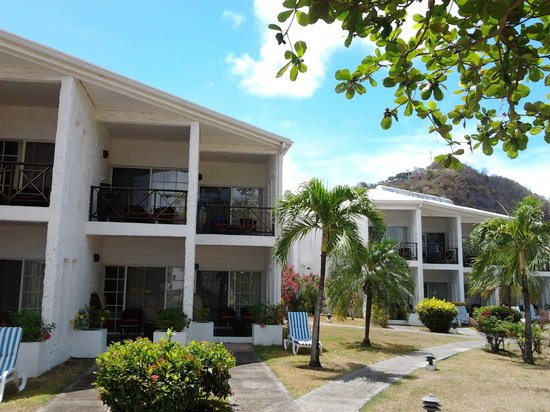 Coyaba Beach Resort: Rooms